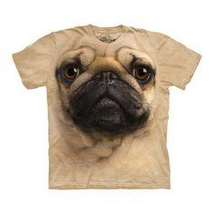 Pug Face T-Shirt. YEAH!