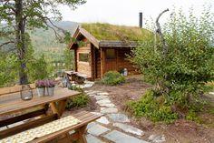 Arkitektens drømmehytte - adressa.no Cabin, House Styles, Outdoor Decor, Home Decor, Modern, Decoration Home, Room Decor, Cabins, Cottage