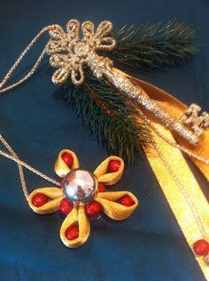 Weihnachtsdeko - Himmelsschlüssel - ein Designerstück von Vonwiller bei DaWanda