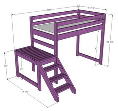 Build your dream: custom bunk beds – Community Furnishings