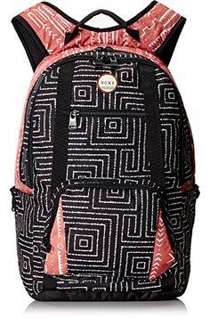 Roxy Junior's Drive Out Printed Backpack with Laptop Sleeve, Borderline Ax True Black, One Size Roxy http://www.amazon.com/dp/B00UMWS5AI/ref=cm_sw_r_pi_dp_KEANvb0SZWW32