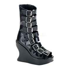 Demonia Women's Bravo 66 Wedge Heel Boots Demonia, http://www.amazon.com/dp/B003HVMZLG/ref=cm_sw_r_pi_dp_2RAdrb1G1WBV8