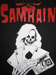 New Danzig Samhain Metallica Punk Rock Misfits Horror Business Iron On Patch