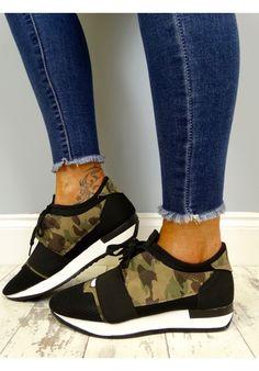 Fresh Kicks CAMO