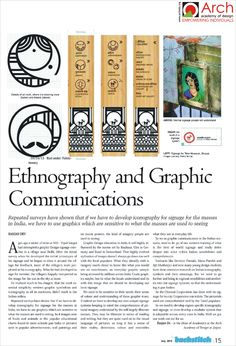 Ethnography and Graphic Communications