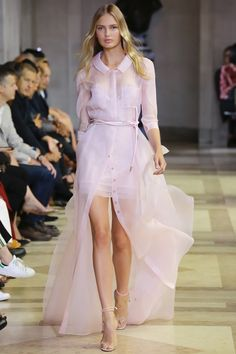 NYFW Carolina Herrera Spring/Summer 2016 Fashion Show  | Sup3rb