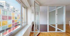 Moderne 4.5 Zimmerwohnung mit 2 Terrassen in Luzern zu vermieten.
