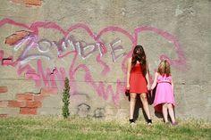Zombie, Graffiti, Character, Spooky, Grunge, Dead