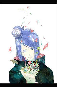 「蝶々」/「ねこ堂」の漫画 [pixiv]