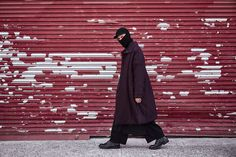 Idol Brooklyn Yohji Yamamoto FW16 Editorial | THIRD LOOKS