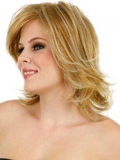 layered hair styles for medium length  hair with colour 2