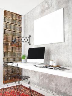 Tapetový pás s motívom knižnice | DIMEX Wall Murals, Stencil, Corner Desk, Inspiration, Furniture, Home Decor, Wallpaper Murals, Corner Table, Biblical Inspiration