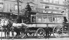 Omnibus a chevaux vers 1890 CGO Paris - Compagnie générale des omnibus — Wikipédia