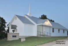 Photo by Rachael Irvine, Irvine's Place Photography Missionary Baptist Church, Amazing Houses, Water Life, Place Of Worship, Temples, Barns, Old And New, Cathedral, Buildings