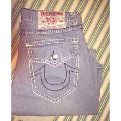 True Religion Shorts Men's size 36 ; light blue color ; authentic True Religion ; great condition ; price negotiable True Religion Shorts Jean Shorts