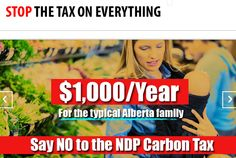 STOP the TAX on EVERYthing