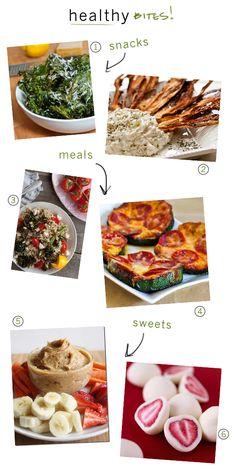 "Six fun ""healthy snacks"" recipe ideas to try"