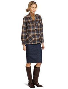 Pendleton Women`s Petite Topster Jacket - List price: $178.00 Price: $89.00 + Free Shipping