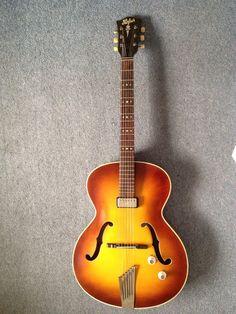 62 Hofner Senator E1 guitar