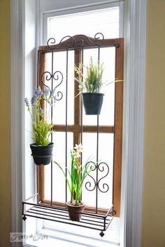 Window within window