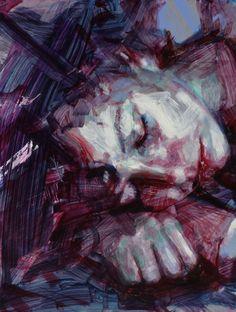 Liam Marc O'Connor, Study of Ellie sleeping