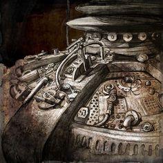 2005 TARDIS console.