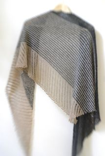 Cameo shawl