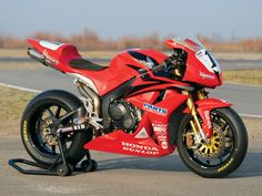 Honda CBR 600RR. It is so good that they really have not fundamentally changed it since 2005.