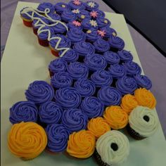 Skate Cupcakes