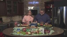 Chef Julie Voudrie joins us in the kitchen on this Food City Friday to show off some easy recipes for new mothers!