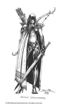 Warcraft - Human Infiltrator by SamwiseDidier.deviantart.com on @DeviantArt