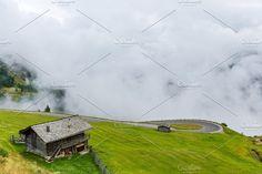 The Grossglockner high Alpine road. Nature Photos