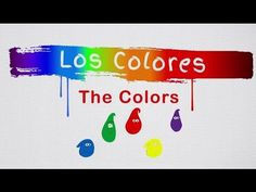 COLORES - Canción Infantil- Aprende los colores! - Learn colors in Spanish! - YouTube