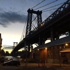 Williamsburg Bridge / New York