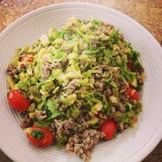 Brussels, onion, ground turkey and tomato. #nomnom #food #cleaneating #paleo #weightloss #fitness #fitspo #primal