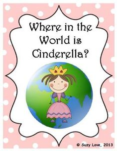 Cinderella is one of the oldest and most popular fairytales ever written.  This loved story has been told all around the world in many different cultures.  This literature study engages students in the many different versions of Cinderella throughout the world.