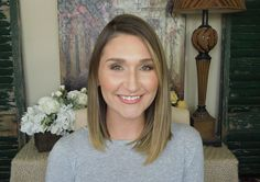 Fall inspired makeup routine that's perfect for daytime, but transitions into night as well with a vampy lip color! - Fall Makeup 2015