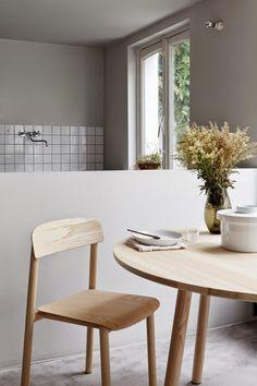 Interior Design - Creative Interior Design by Studio Oink Design Set, House Design, Scandinavian Kitchen, Home And Deco, Modern Kitchen Design, Dining Room Design, Interiores Design, Home Decor Inspiration, Kitchen Interior