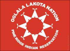 Risultati immagini per bandiera lakota