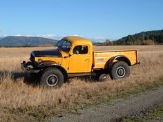 1951 Dodge Power Wagon Swivel Frame