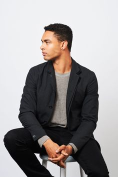 #ManCrushMonday: Regé-Jean Page on the Challenge of Remaking 'Roots'