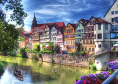 A brief overview of Tubingen, Germany!