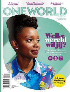 OneWorld magazine nr 7, 2015- Photography Anne Reinke- Picture editor Anja Koelstra #OneWorld #Marina Diboma