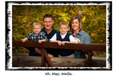 Beautiful fall color makes a great backdrop for a #family #photo    Photographer | Akron Ohio - Akron Wedding Photographer, Black Dog Photo Co. LLC, Family, Children's, Portrait Photographer
