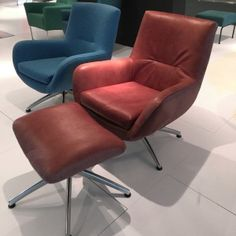 Draaistoel Bart Recliner, Lounge, Living Room, Chair, Furniture, Design, Home Decor, Lounge Chairs, Airport Lounge