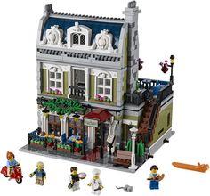 LEGO 10243 Parijs Restaurant: bekijk de volledige LEGO set op: https://www.olgo.nl/lego-advanced-models-parisian-restaurant-10243.html