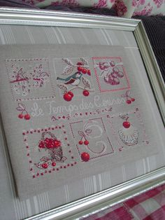This is so  beautiful! French blog--can't find the pattern.