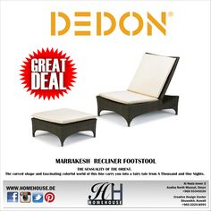 8 Best Dedon Images Creative Design Oversized Chaise