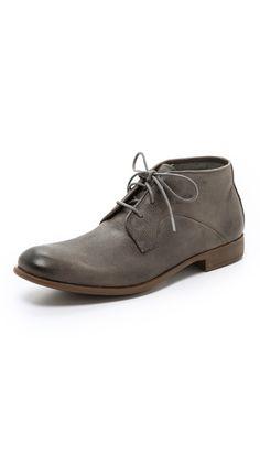 John Varvatos Star USA Sid Commuter Chukka Boots