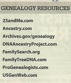Been on Ancestry since but here are a few more Genealogy Resources Free Genealogy Sites, Genealogy Search, Family Genealogy, Genealogy Forms, Genealogy Chart, Ancestry Websites, Genealogy Quotes, Family Roots, All Family
